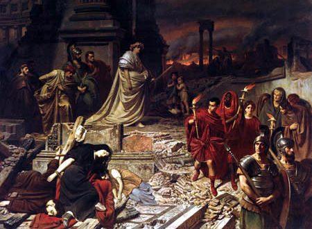 Il grande incendio di Roma