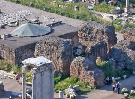 Il Tempio del Divo Giulio