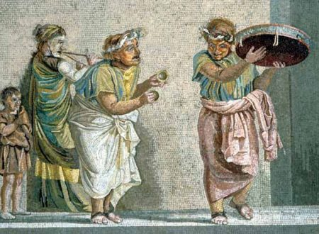 La Musica nella Roma antica
