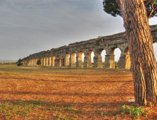 Gli Acquedotti di Roma