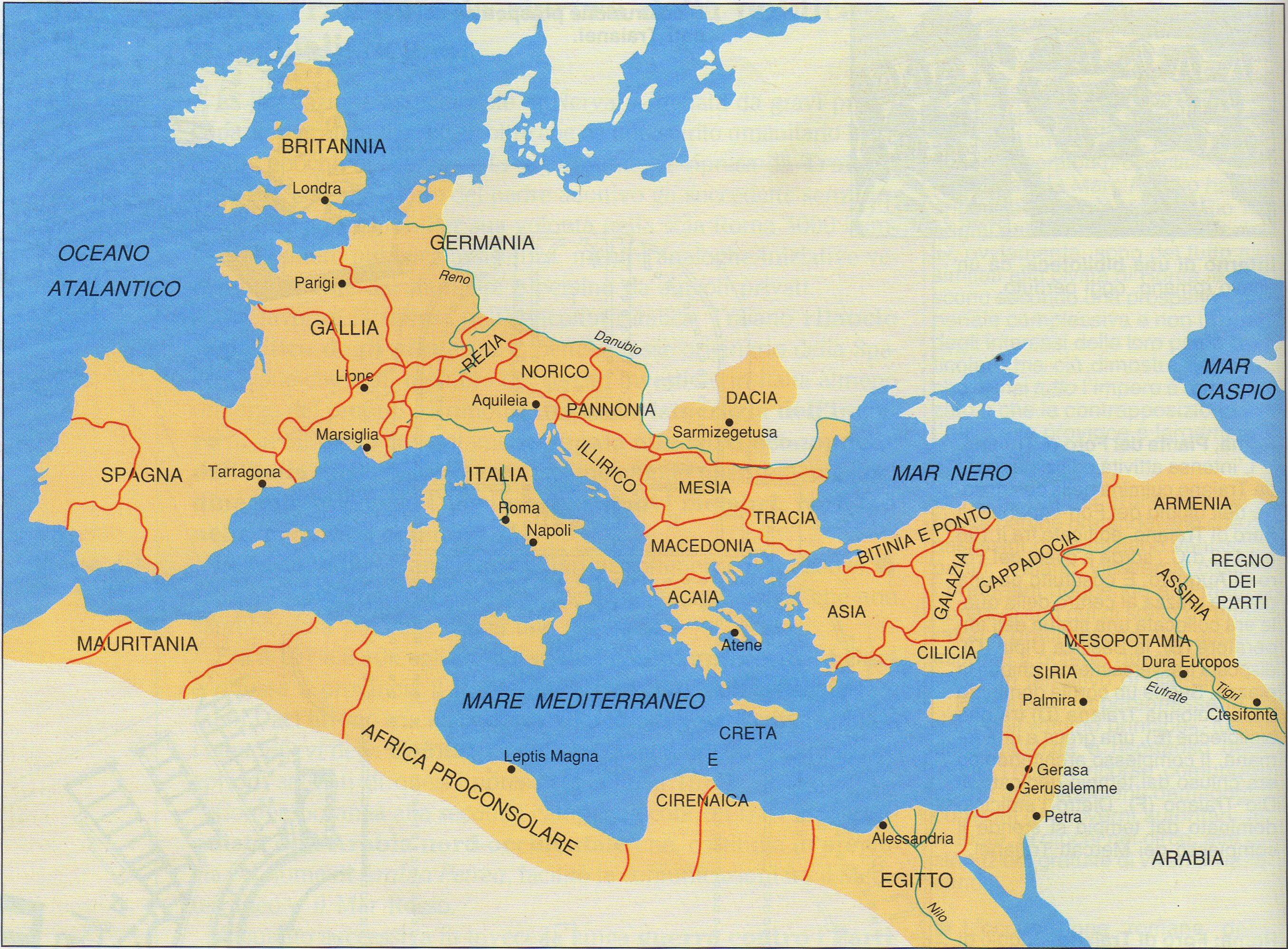 Cartina Antica Roma.Le Fasi Della Conquista Romana Roma Eredi Di Un Impero