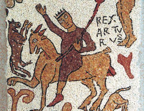 La leggenda di Re Artu'
