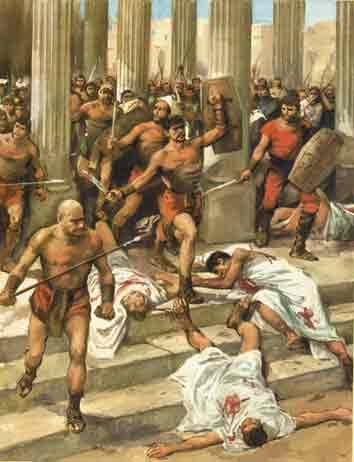 La rivolta di spartaco roma eredi di un impero - Spartaco roma ...