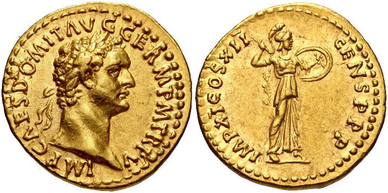 Aureo di Domiziano