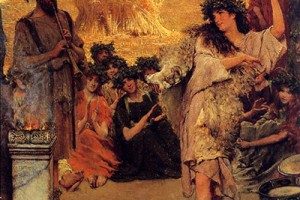 Le Festività romane