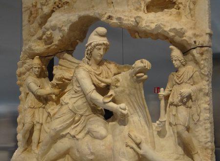 Il Dio Mitra e il Mitraismo