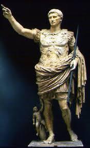 Augusto proclamò l'inizio della Pax Romana nel 29 a.C., dopo la fine delle sanguinose guerre civili.
