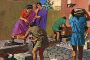 La Tecnica edilizia Romana