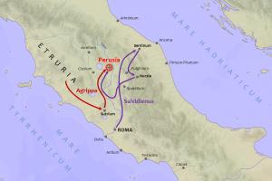 La guerra di Perugia