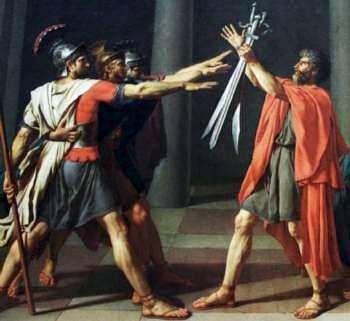 Il Saluto Romano