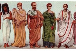 L'Abbigliamento nella Roma Antica