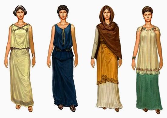 best website d1e46 eaecd L'Abbigliamento nella Roma Antica | ROMA EREDI DI UN IMPERO