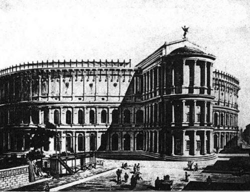 Il teatro di Pompeo
