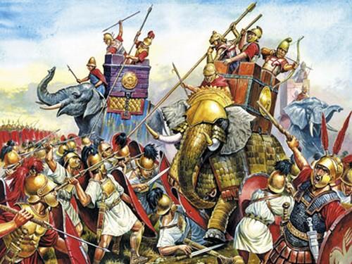 la battaglia di Benevento