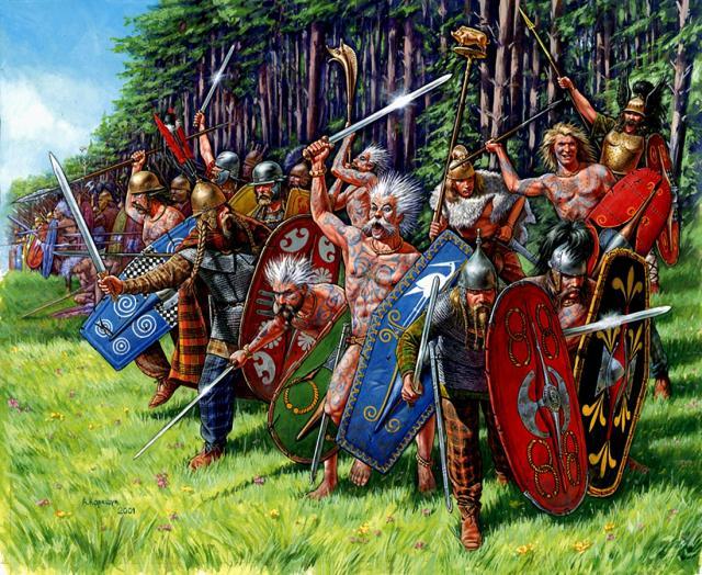 La rivolta di Boudicca