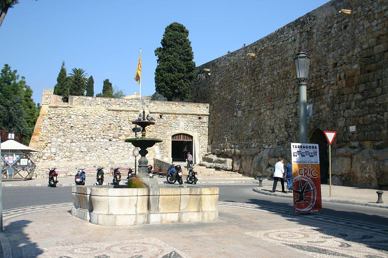Tarraco, le mura romane