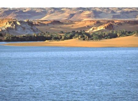 Spedizioni romane verso il Lago Ciad