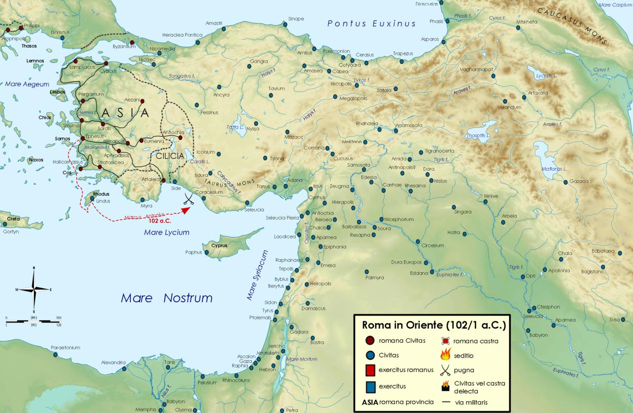 campagne partiche di Traiano