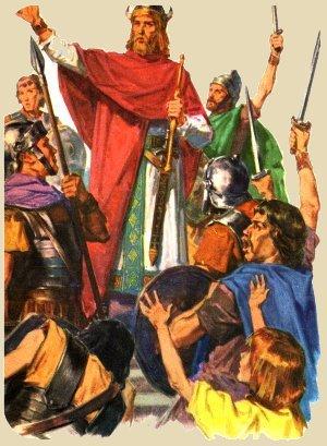 Romolo Augusto, l'ultimo Imperatore, Odoacre