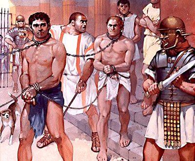 La schiavitù nell'antica Roma