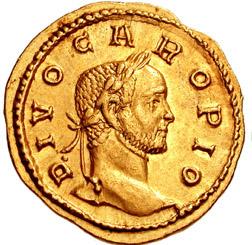 Gli Imperatori Illirici, Marco Aurelio Caro