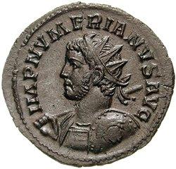 Gli Imperatori Illirici, Numeriano