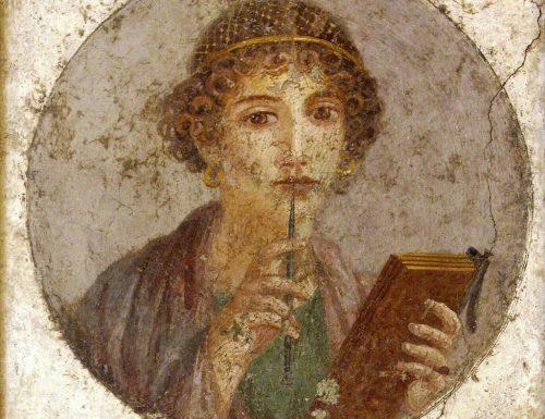 La donna romana ai tempi dell'Impero.