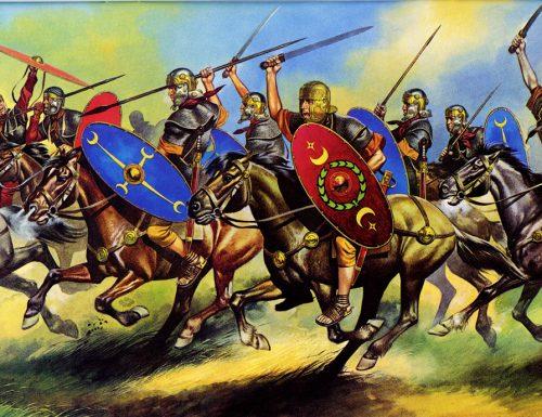 la Cavalleria Legionaria