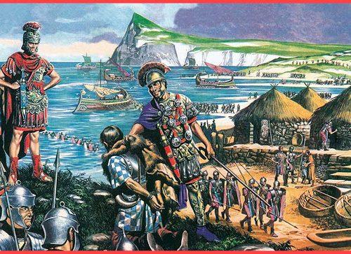 La conquista della Britannia
