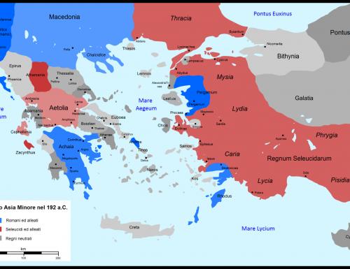 Guerra fra Roma e i Seleucidi