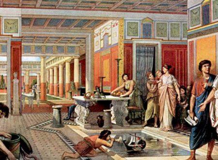 Vita quotidiana nella Roma antica