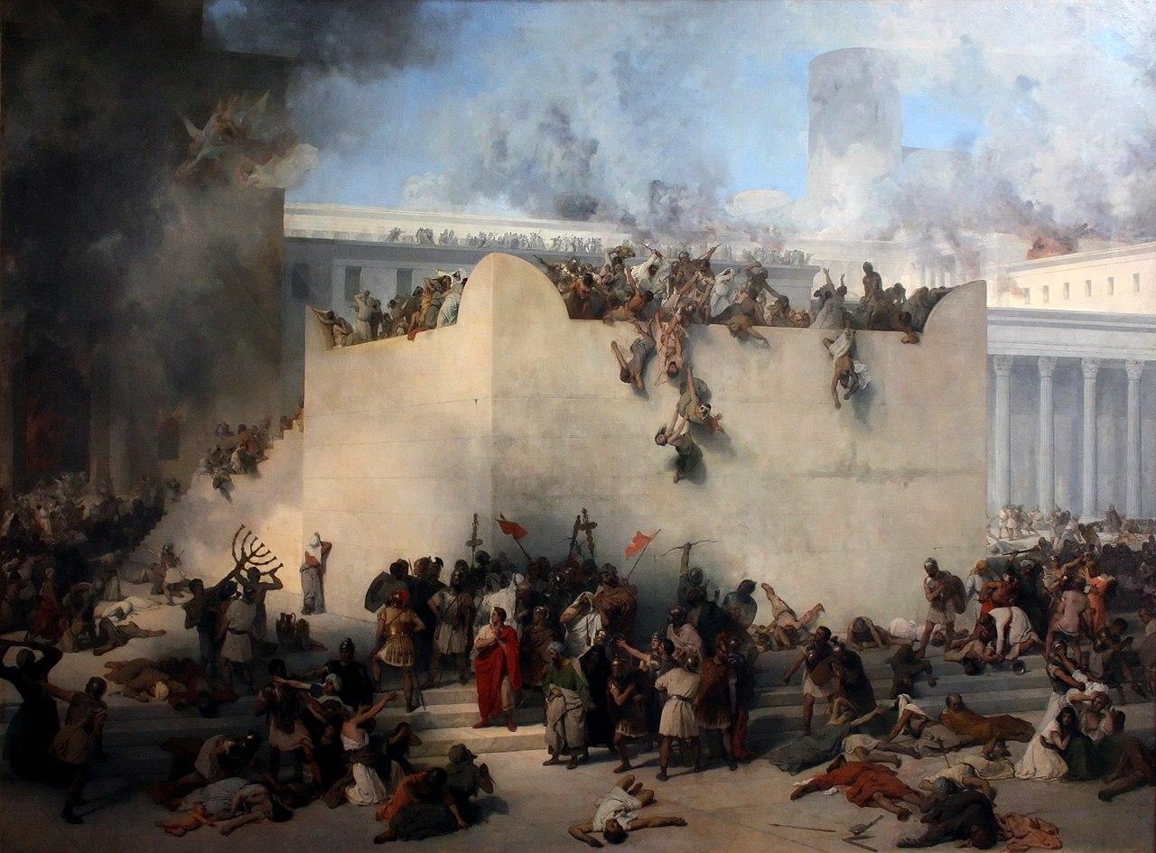 Assedio e caduta di Gerusalemme