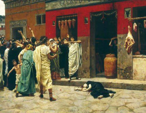 La criminalità nella Roma antica