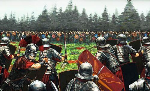 Idistaviso, i romani vendicano Teutoburgo