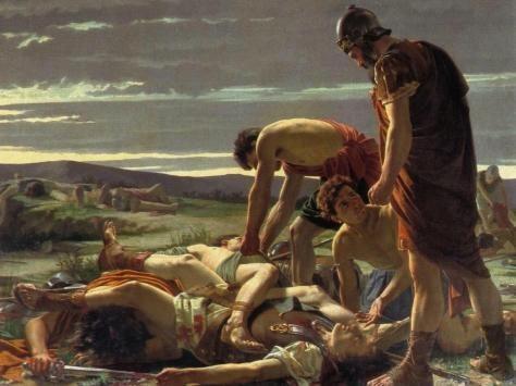L'eroica morte di Catilina