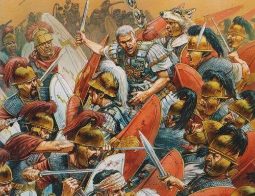 I Legionari di Giulio Cesare