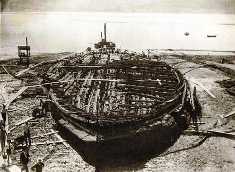 Le navi di Caligola del lago di Nemi