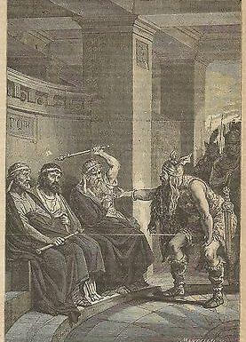 I Galli entrano in Senato
