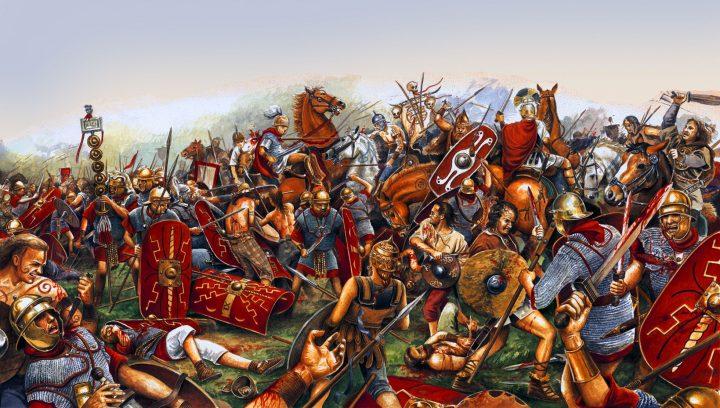 La battaglia delle nazioni