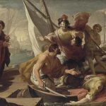 La fine  di Pompeo Magno