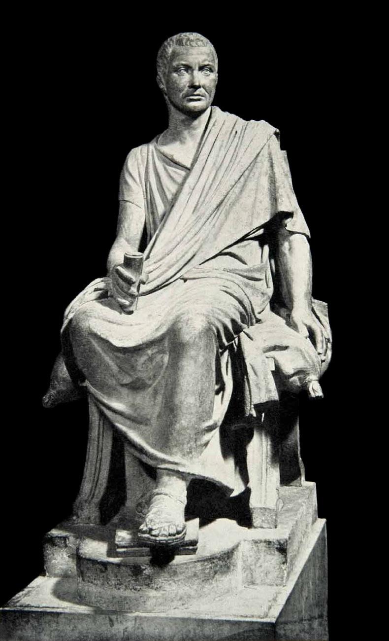 La spada di Roma, statua di Marco Claudio Marcello
