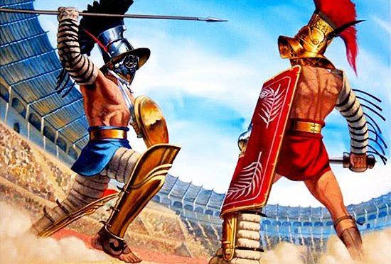 I gladiatori più famosi di Roma
