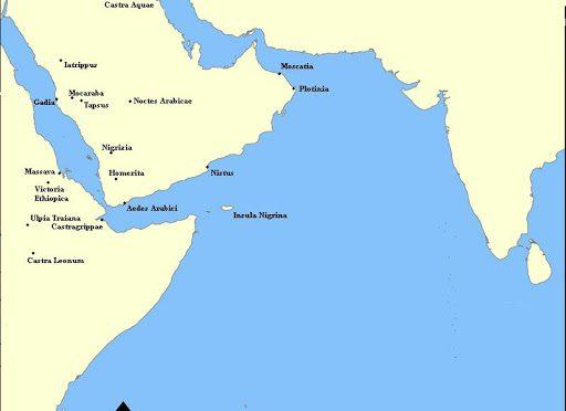 Spedizione nell'Arabia Felix