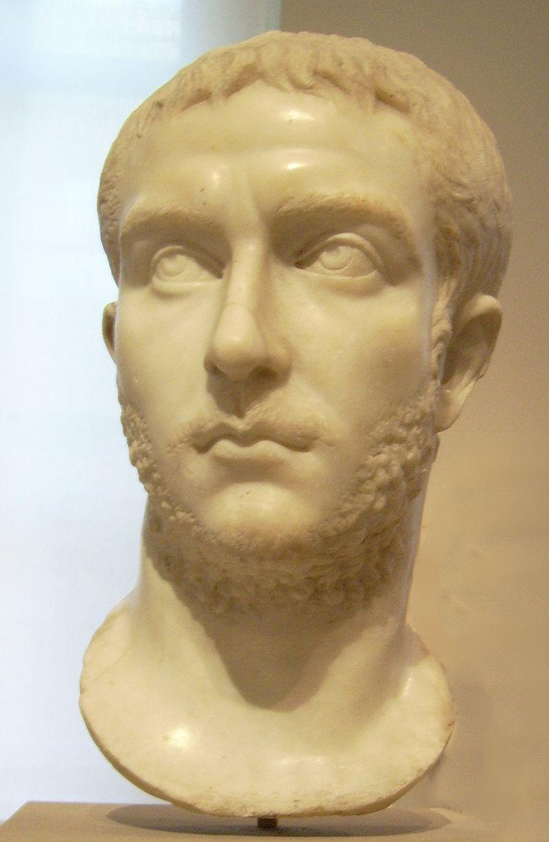 La Divisione in tre parti dell'Impero, l'imperatore Gallieno
